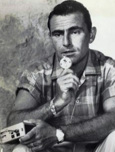 Rod Serling - Source: Wikipedia Commons