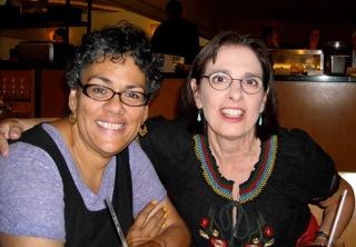 Eileen Photo with Natalie