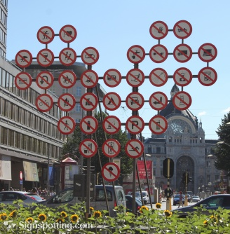 Sign Antwerp