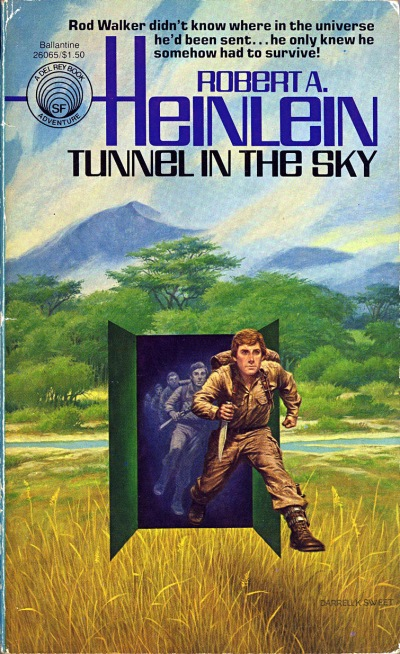 Robert A. Heinlein - Tunnel in the Sky