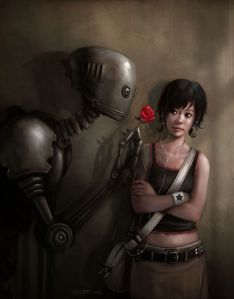Robot in Love – Rudy Faber