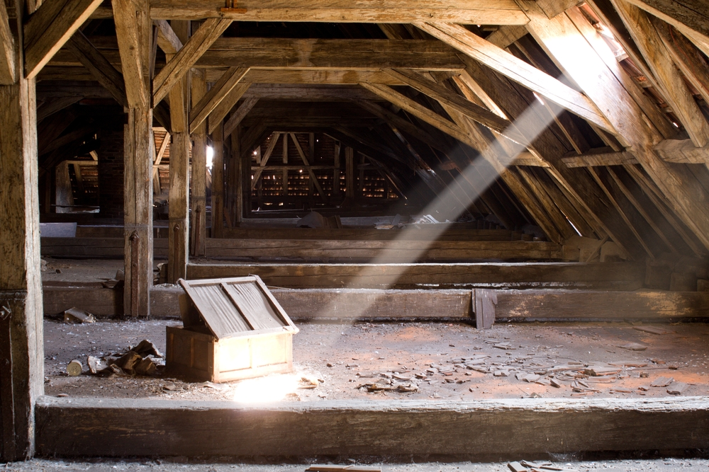 Absence makes a story sound better d t krippene for Houses for sale with attic room