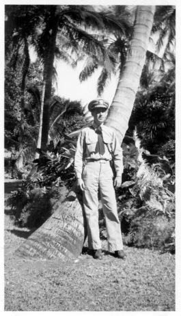 Dad Ensign 1943