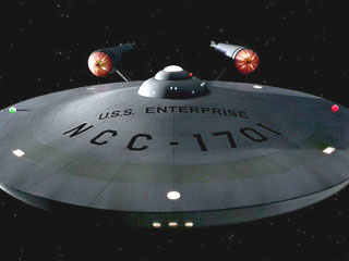Star Trek Starship 1701