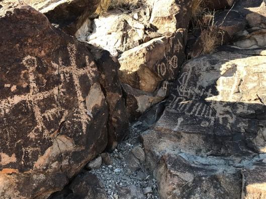 Desert Petroglyphs Edit
