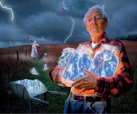 Lightning Harvest