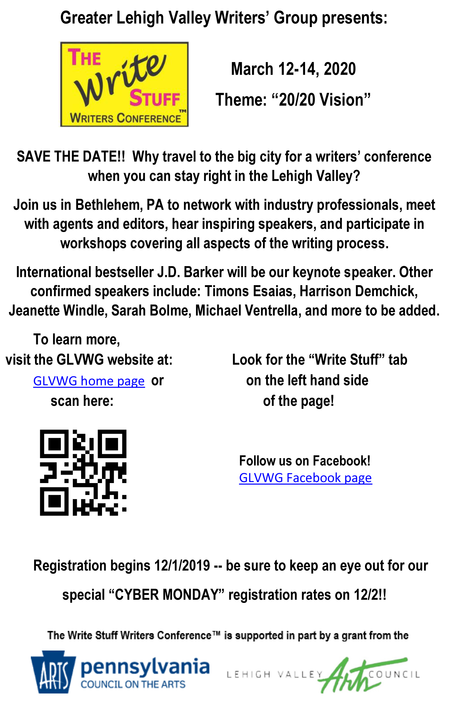 Conference save the date flier One Pagef copy